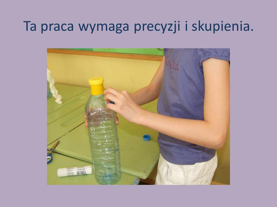 Wciąż rodzą się nowe pomysły na wykorzystanie plastikowych butelek.