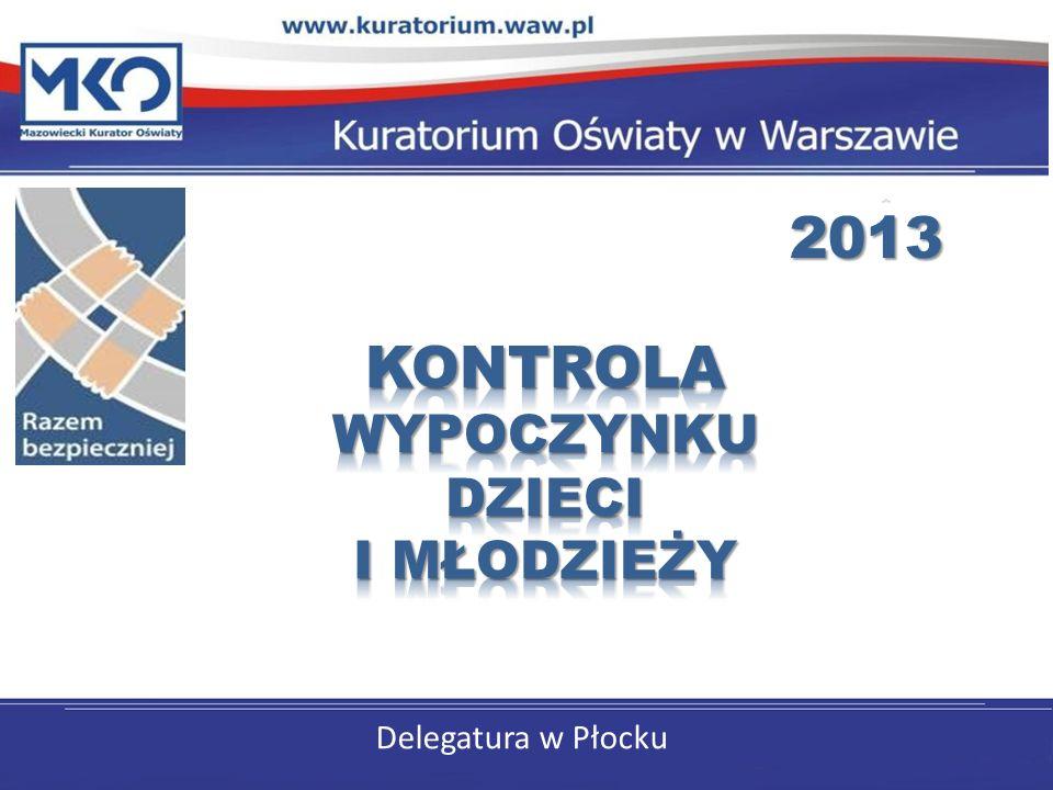 Delegatura w Płocku 2013