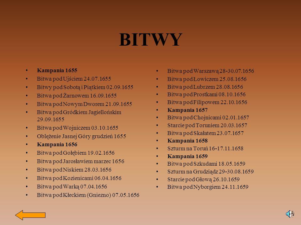 Janusz Radziwił Syn Krzysztofa Radziwiłła, wojewoda wileński, od 1646 r. hetman polny litewski, a od 1654 r. hetman wielki litewski. Najpotężniejszy m