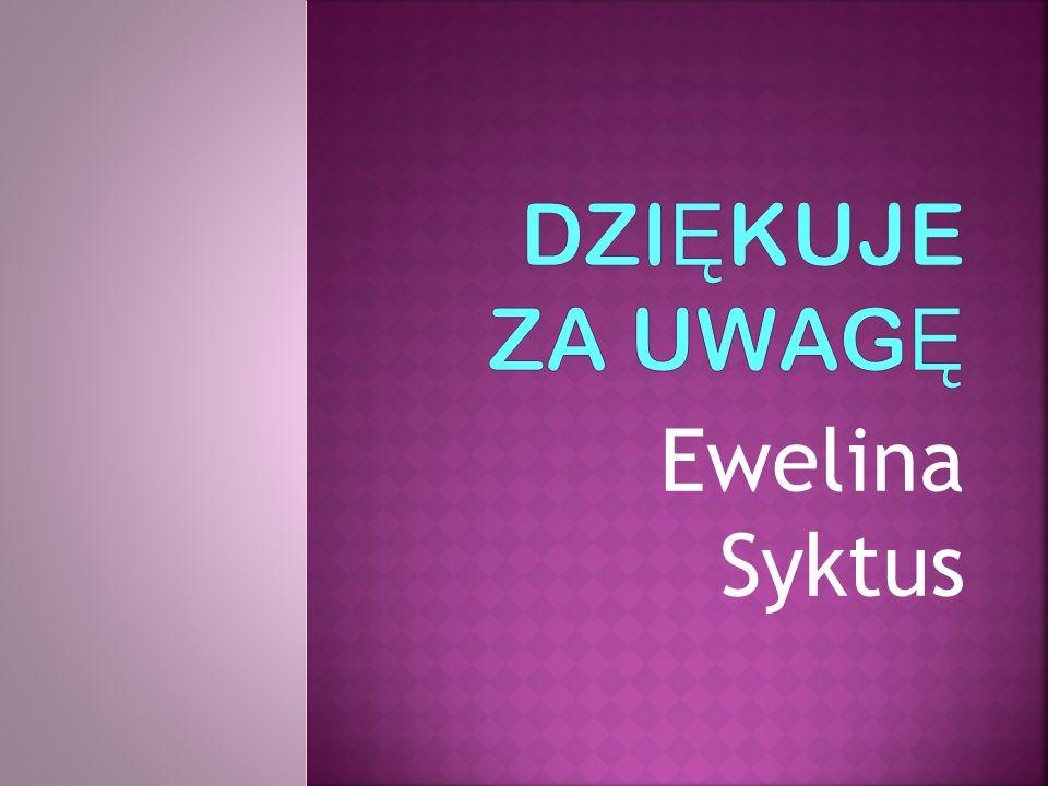Ewelina Syktus
