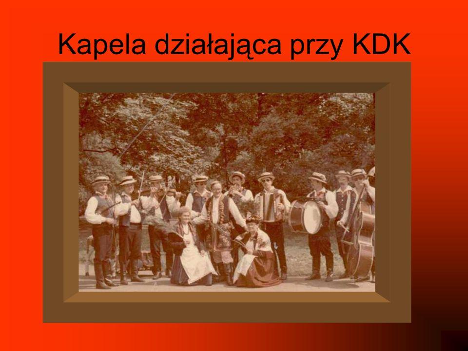 Kapela działająca przy KDK