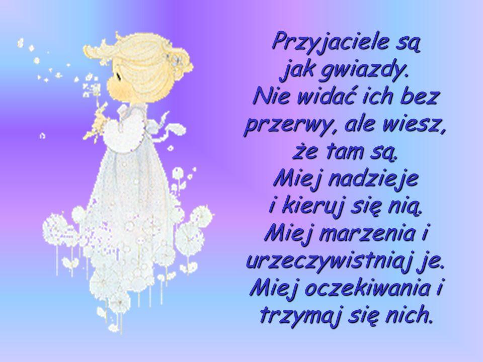 Szczęście jest jak perfumy, nie możesz lać na innych, bez otrzymania kilku kropel na siebie. siebie.