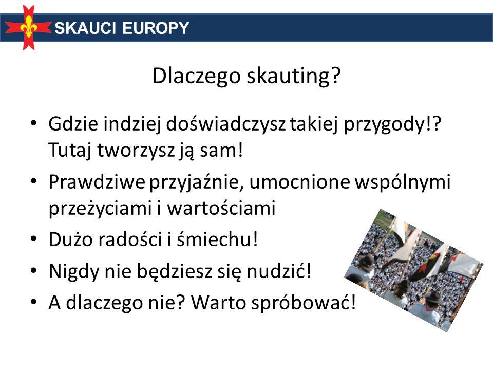 SKAUCI EUROPY Zawiszacy w Lublinie: 1.DL – św. Michał Archanioł 3.