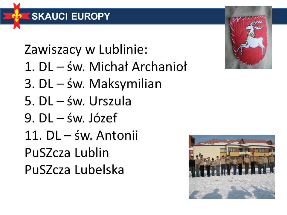 SKAUCI EUROPY Pytania www.fse.pl Przygotował: phm.