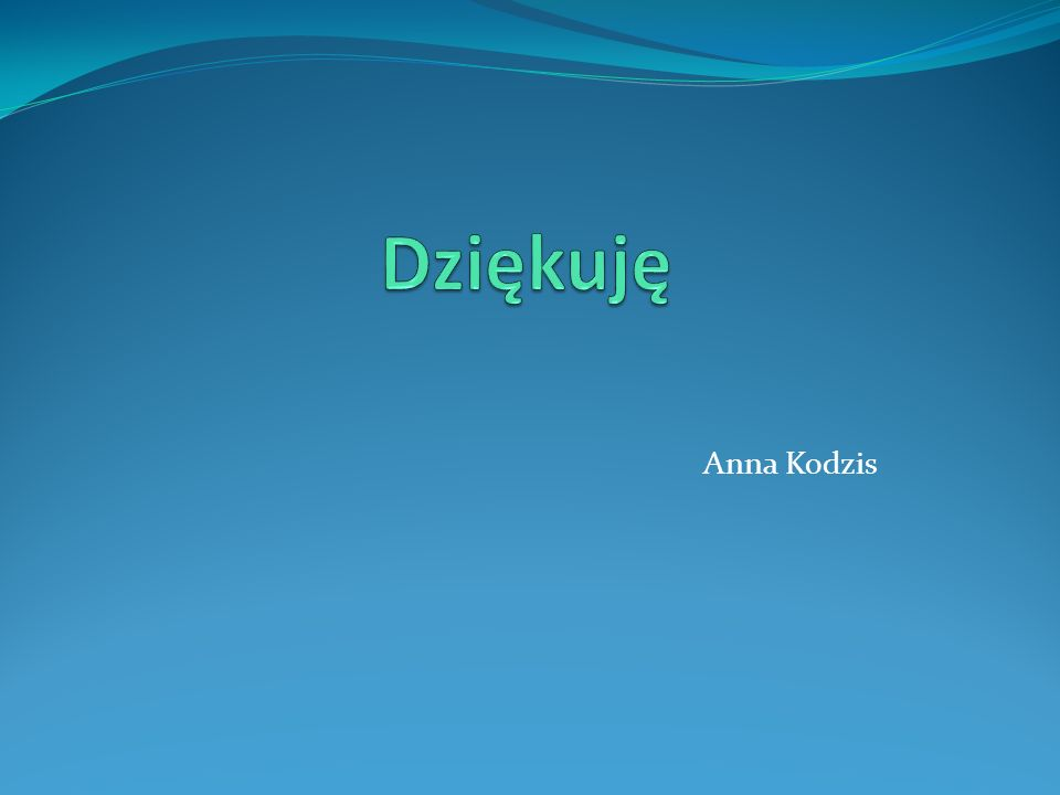 Anna Kodzis