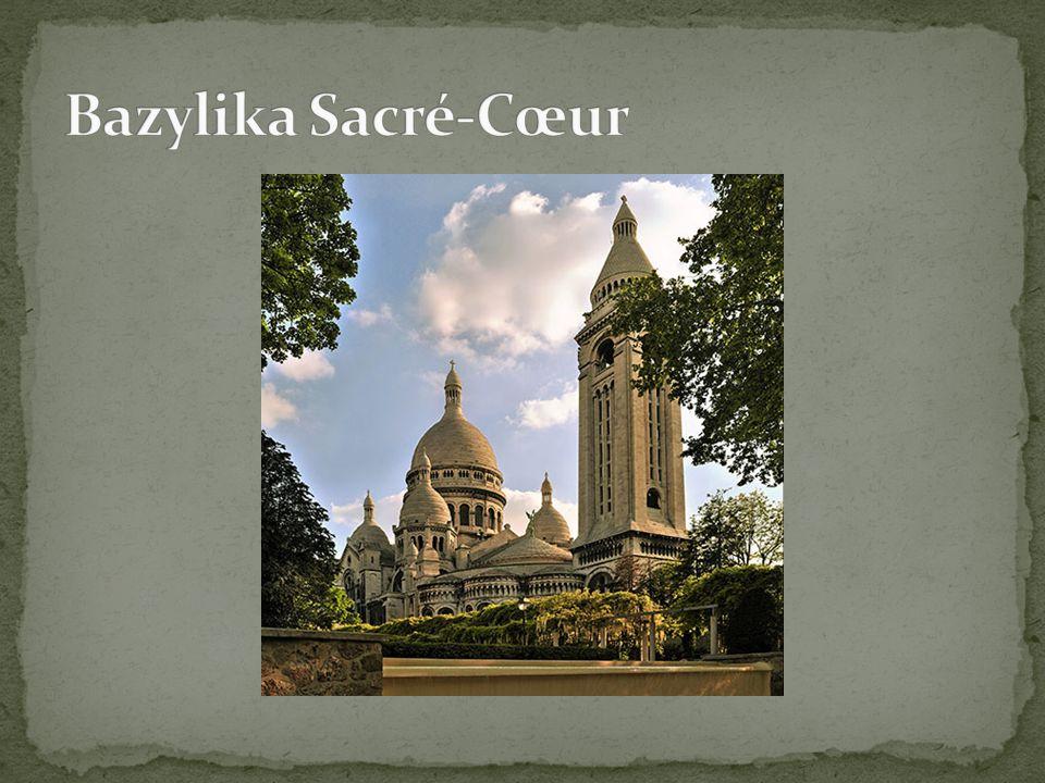 Budowę bazyliki Sacré-Cœur (Najświętszego Serca) rozpoczęto po zakończeniu wojny francusko-pruskiej, a ukończono przed wybuchem I wojny światowej.