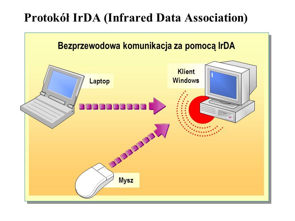 Protokół ATM Protokół ATM pozwala na przesyłanie z dużą prędkością różnych rodzajów danych w sieci. Technologia ATM została opracowana na bazie między