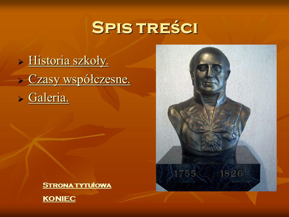 Historia szko ł y Za zgodą Kuratorium Łódzkiego Okręgu Szkolnego we wrześniu 1946 roku uruchomiono w Kutnie Publiczną Średnią Szkołę Zawodową, której siedzibą była Szkoła Podstawowa Nr 1.