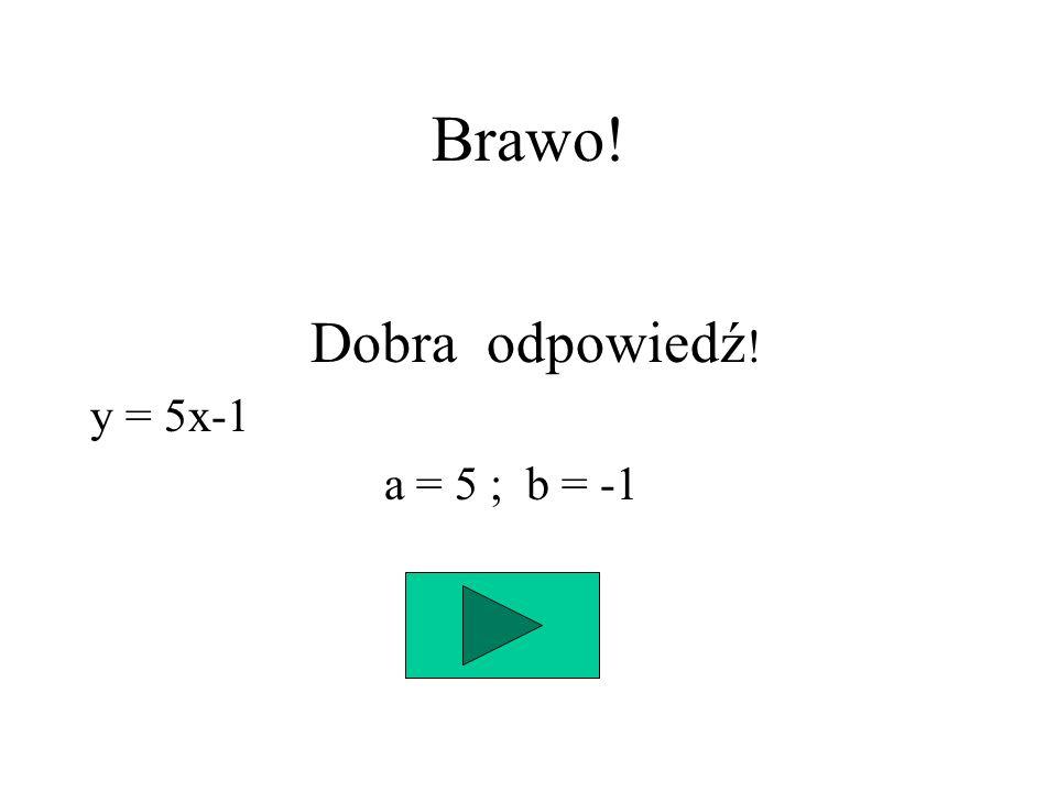 Wykres funkcji liniowej, jeśli dziedziną jest zbiór R X Y dla x = 0 y = 4 dla x = -3 y = 0 dla x > -3 y > 0 Dla x < -3 y < 0