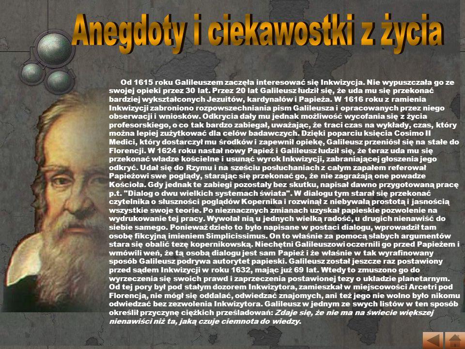 W latach 1595-1598, Galileusz udoskonalił tzw.