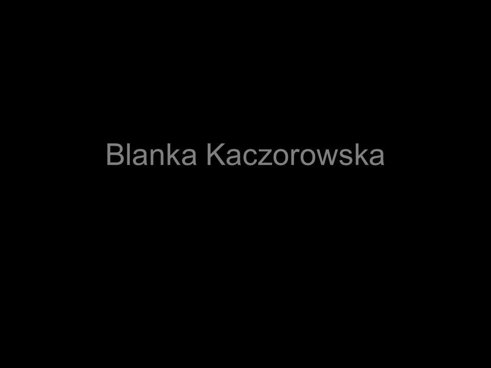 Blanka Kaczorowska