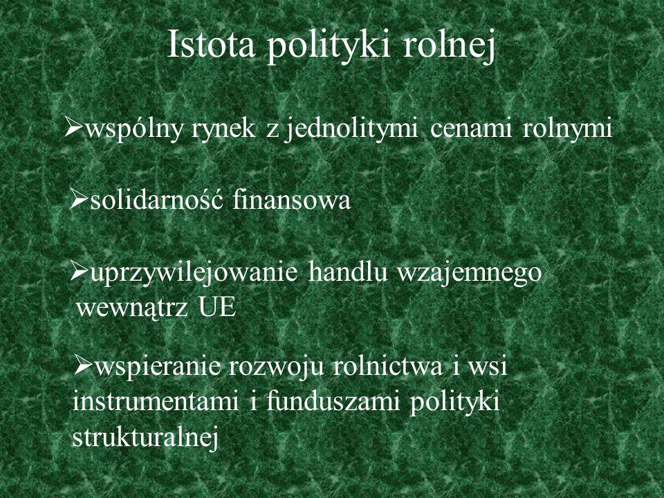 Wstęp Przygotowanie polskiego rolnictwa do członkostwa Polski w UE jest jedną z najbardziej złożonych kwestii a zarazem najważniejszą.