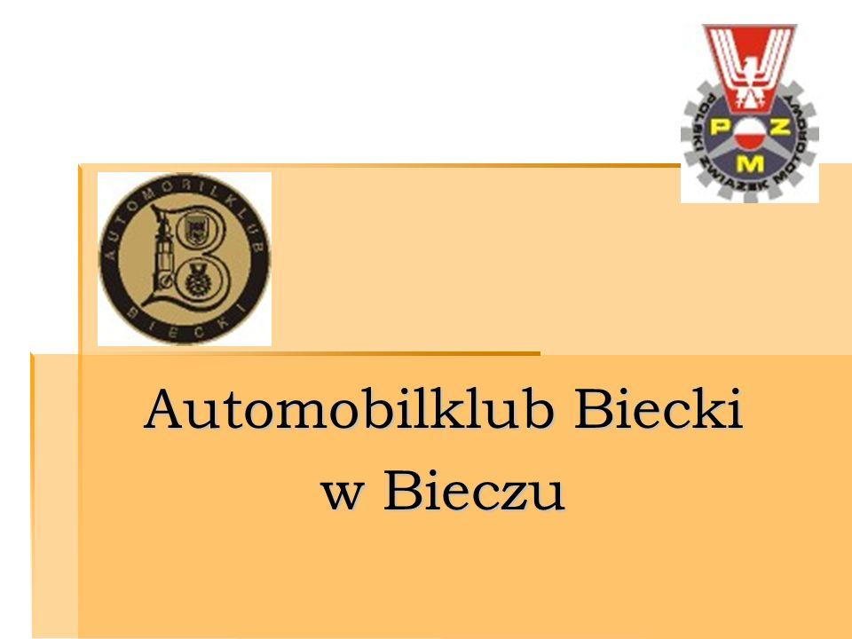 Automobilklub Biecki w Bieczu