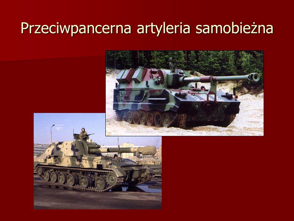 Przeciwpancerna artyleria samobieżna