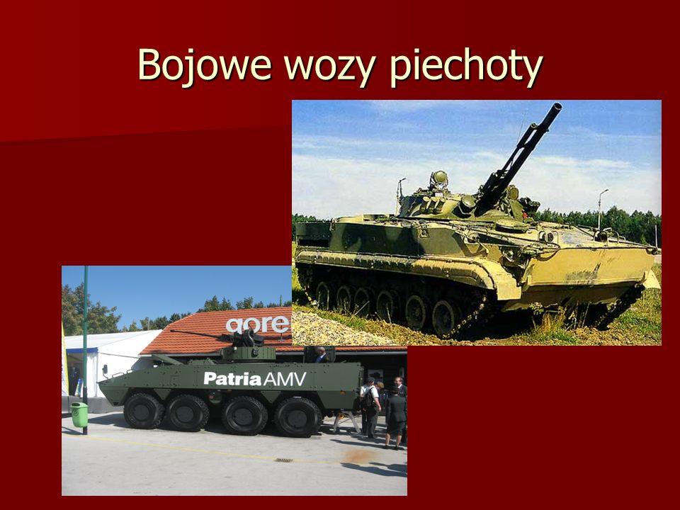 Bojowe wozy piechoty
