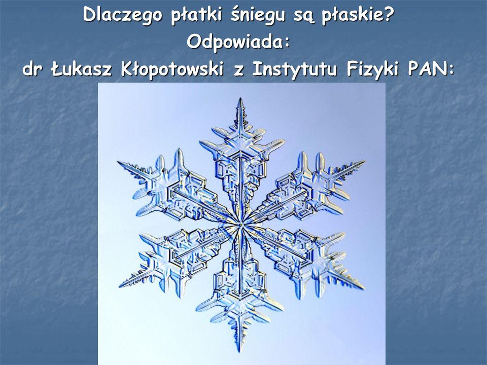 Płatki śniegu można stworzyć sztucznie - w l aboratorium sztucznie - w l aboratorium.