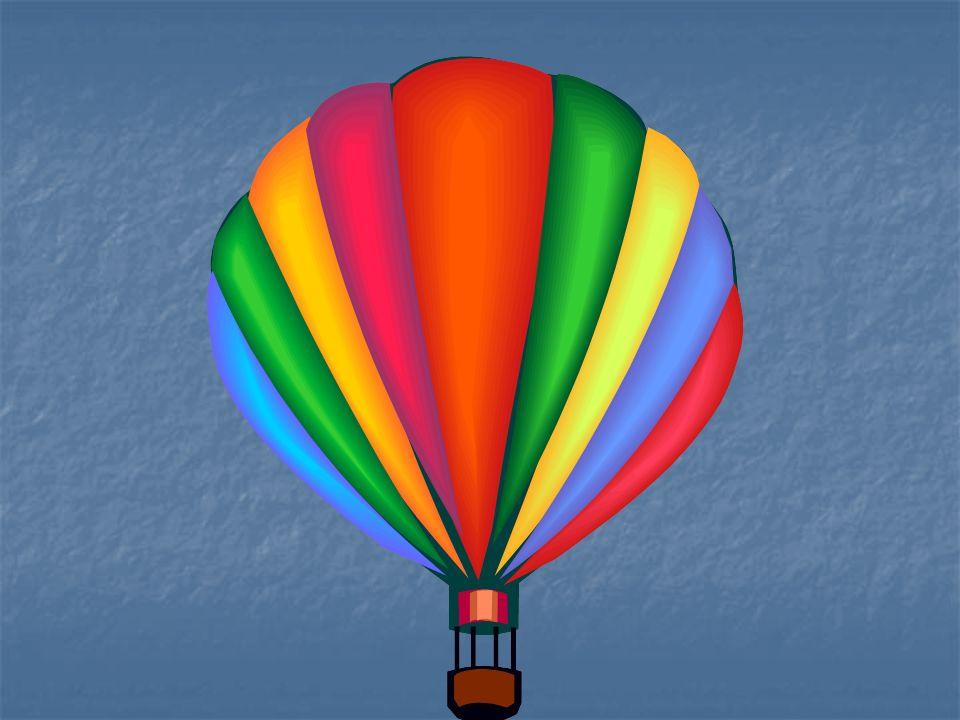 Rozwiązanie. Balonik z rozciągliwą powłoką uniesie się wyżej.
