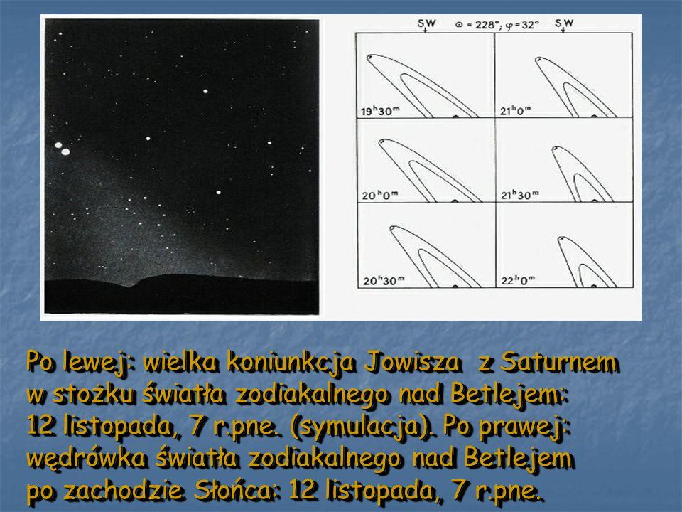 Przykład światła zodiakalnego - światła słonecznego rozproszonego na cząstkach pyłu zgromadzonego w płaszczyźnie Układu Słonecznego.