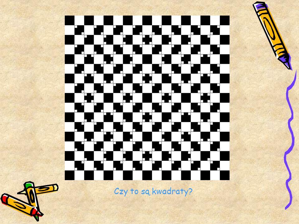 Czy to są kwadraty?