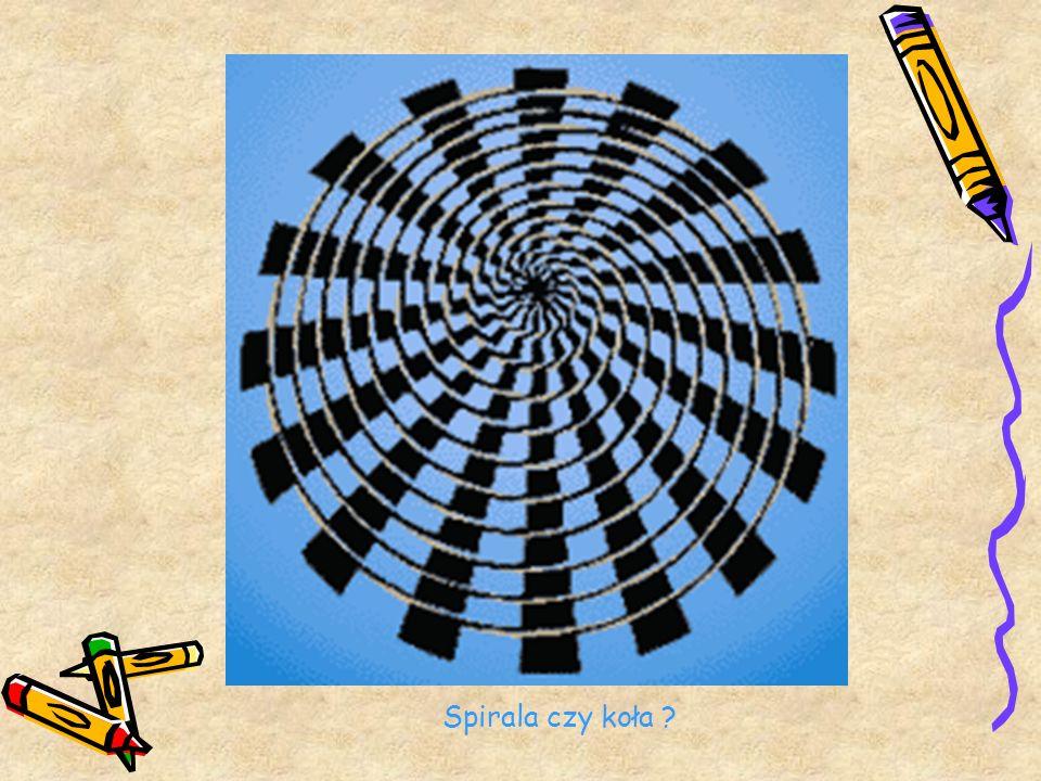 Spirala czy koła ?