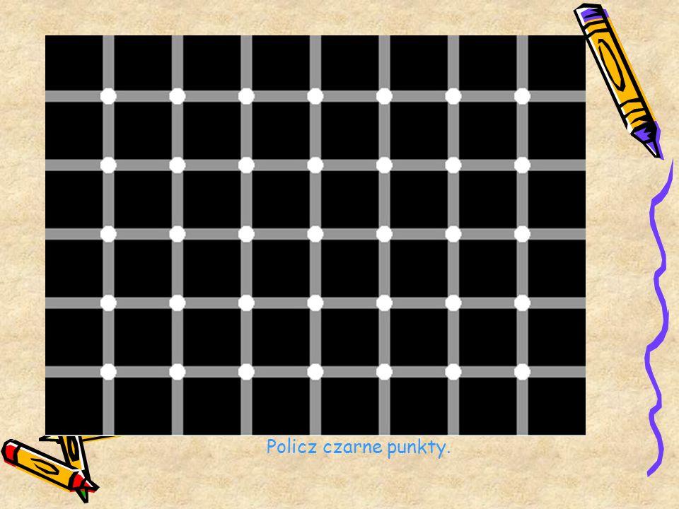 Przybliżaj i oddalaj wzrok od obrazka.