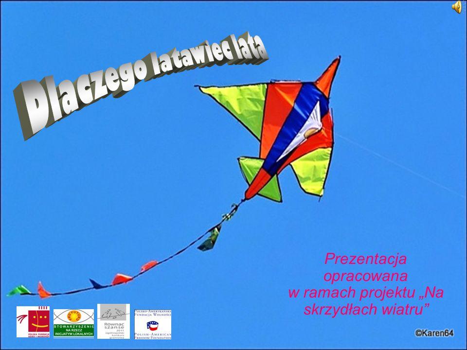Prezentacja opracowana w ramach projektu Na skrzydłach wiatru