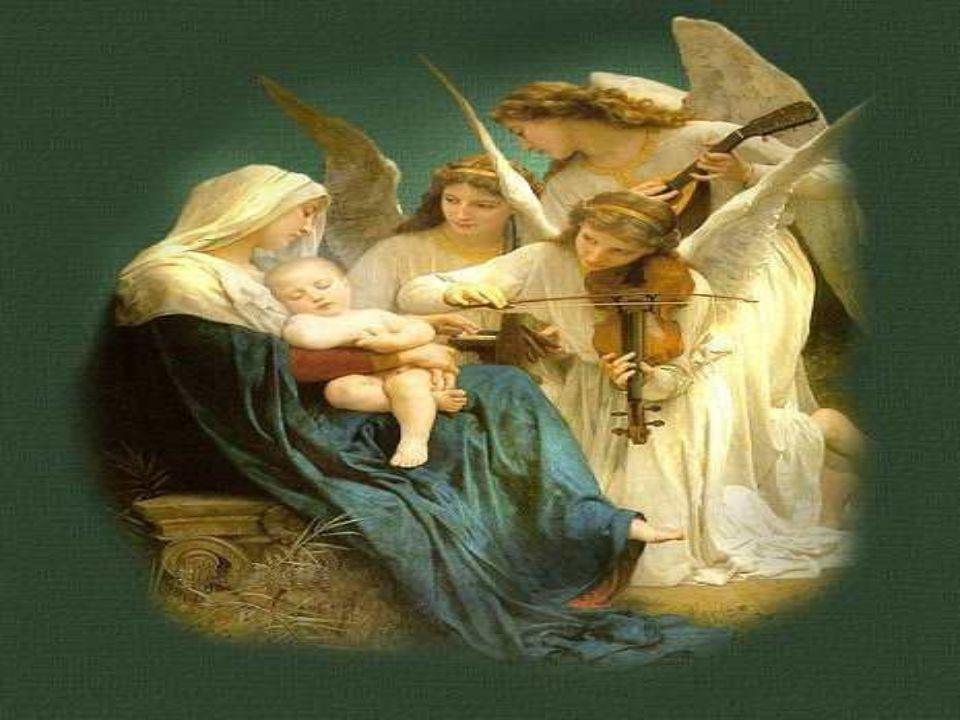 Boże Narodzenie Już słychać kolędy, Już pachnie świętami... Syn Boży się rodzi, By zamieszkać z nami. W betlejemskiej grocie, W żłóbeczku na sianie I