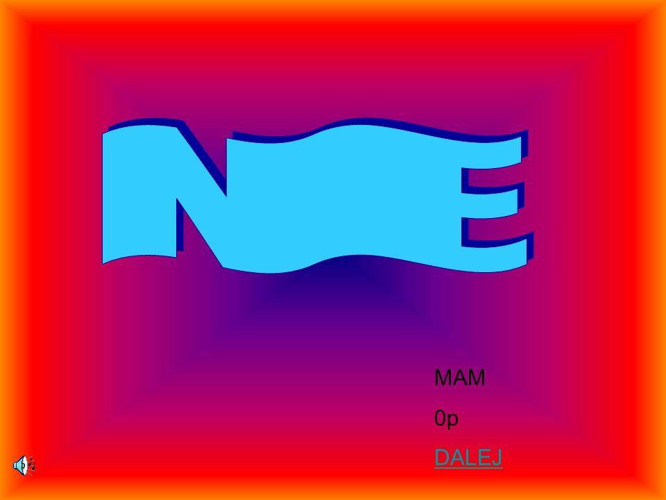MAM 5p DALEJ