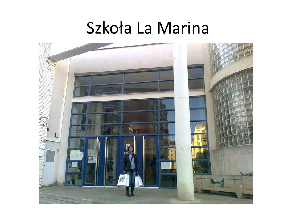 Szkoła La Marina