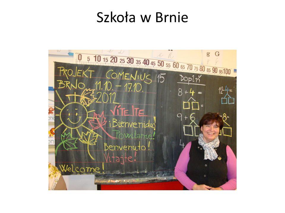 Szkoła w Brnie