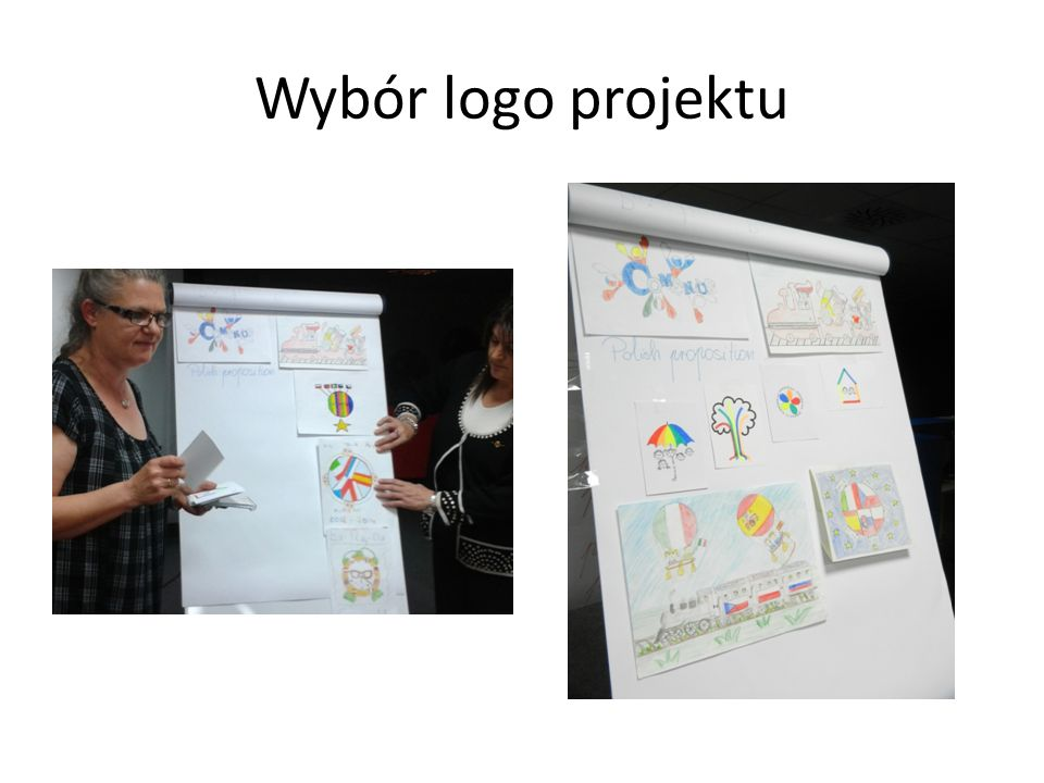 Wybór logo projektu