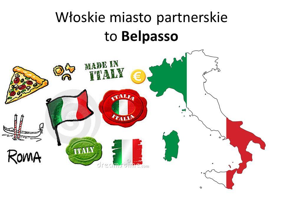 Włoskie miasto partnerskie to Belpasso