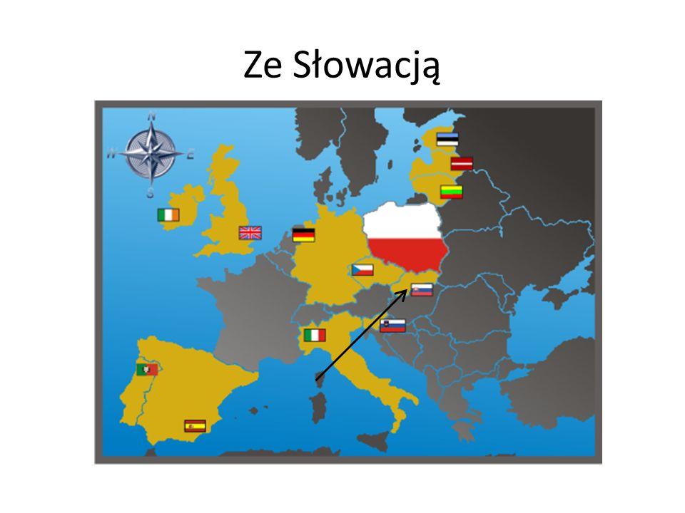 Ze Słowacją