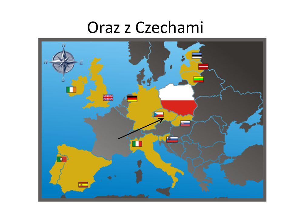 Oraz z Czechami