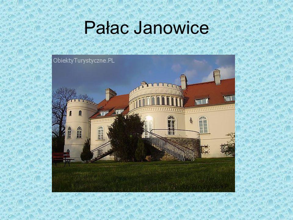 Pałac Janowice