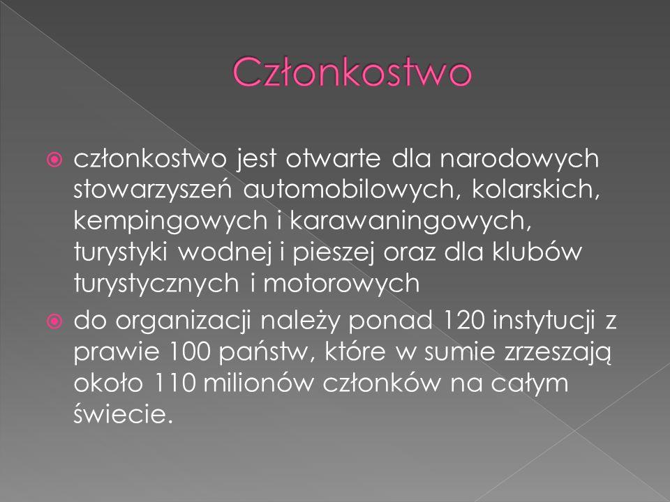 Polska aktywnie działa na forum ITA głównie przez działalność Polskiego Towarzystwa Turystyczno-Krajoznawczego i Polskiego Związku Motorowego