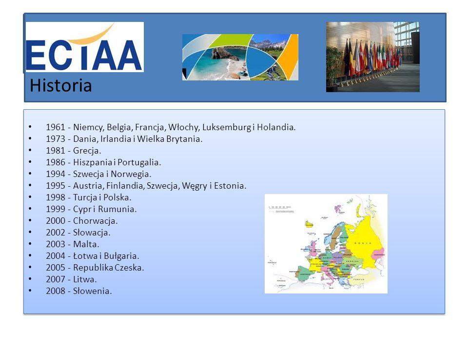 ECTAA obecnie reprezentuje krajowe stowarzyszenia biur podróży i organizatorów imprez turystycznych 25 państw.