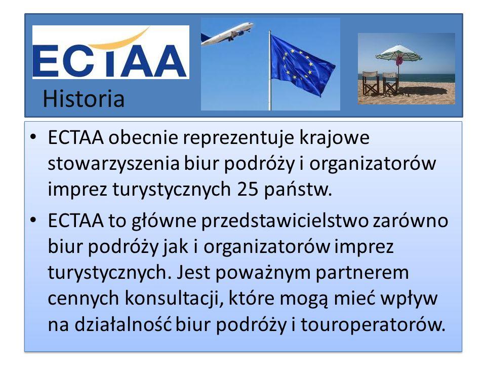 Misja ECTAA to głos Europejskiego Biura Podróży i organizatorów wycieczek.