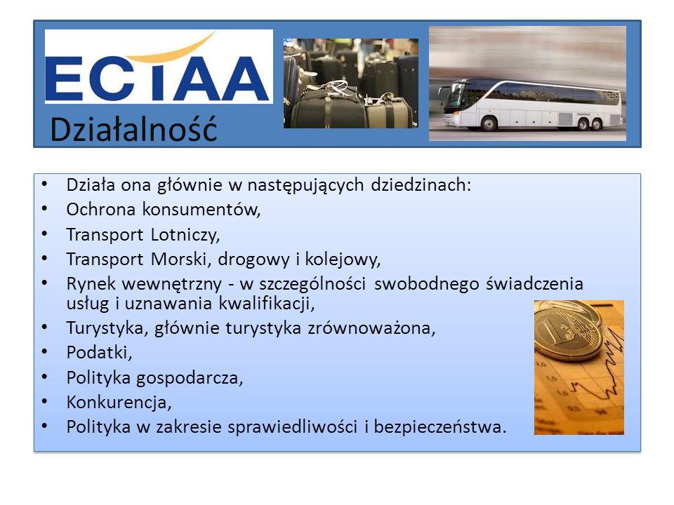 Działalność ECTAA działa jako punkt kontaktowy dla rządów w miejscach, gdzie rozpatrywane są zagadnienia związane z Tour Operatour i koordynuje wymianę informacji między członkami w kluczowych obszarach operacyjnych dostawy (kryzys obsługi, zdrowia i bezpieczeństwa, zrównoważonej polityki turystycznej).