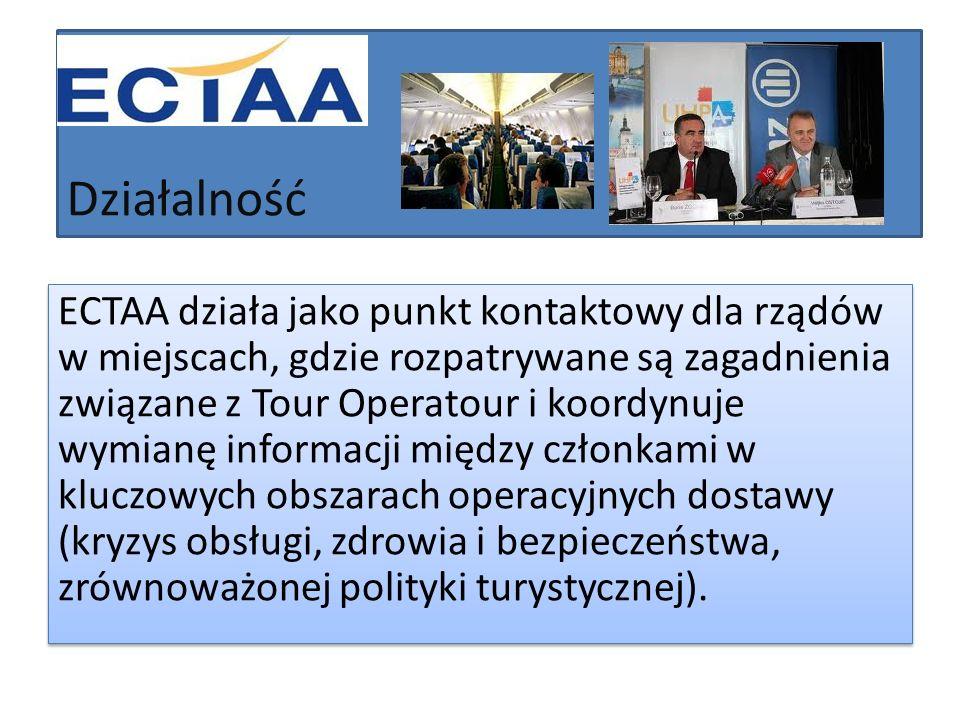 Struktura Walne Zgromadzenie - Zgromadzenie Ogólne składa się ze wszystkich pełnoprawnych członków ECTAA.