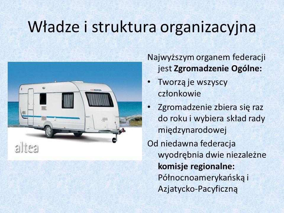 Władze i struktura organizacyjna Najwyższym organem federacji jest Zgromadzenie Ogólne: Tworzą je wszyscy członkowie Zgromadzenie zbiera się raz do ro