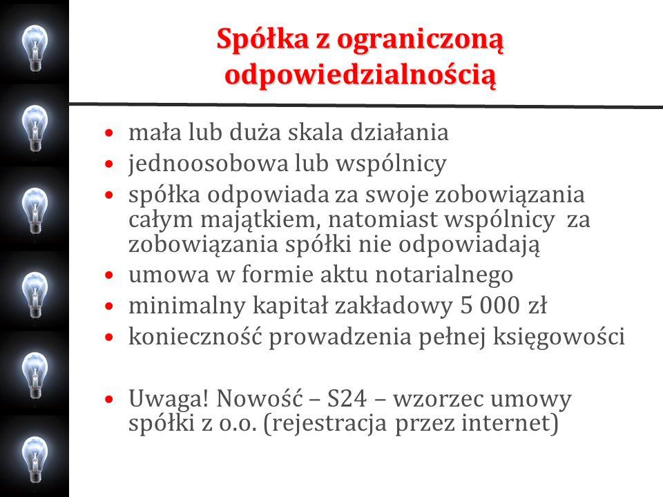 Spółka z o.o.