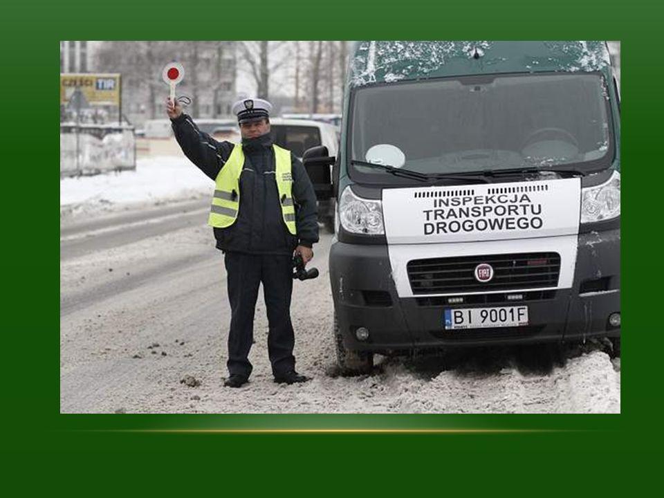 HISTORIA Inspekcja Transportu Drogowegozostała powołana ustawą z dnia 6 września 2001 r.