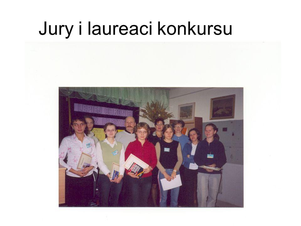 Jury i laureaci konkursu