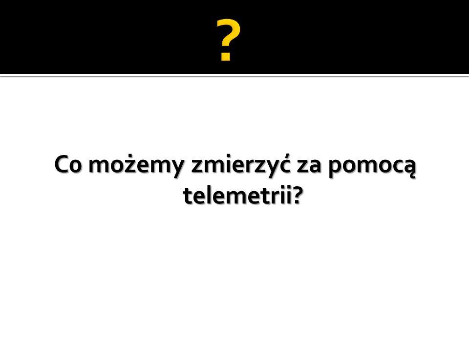 C0 możemy zmierzyć za pomocą telemetrii?