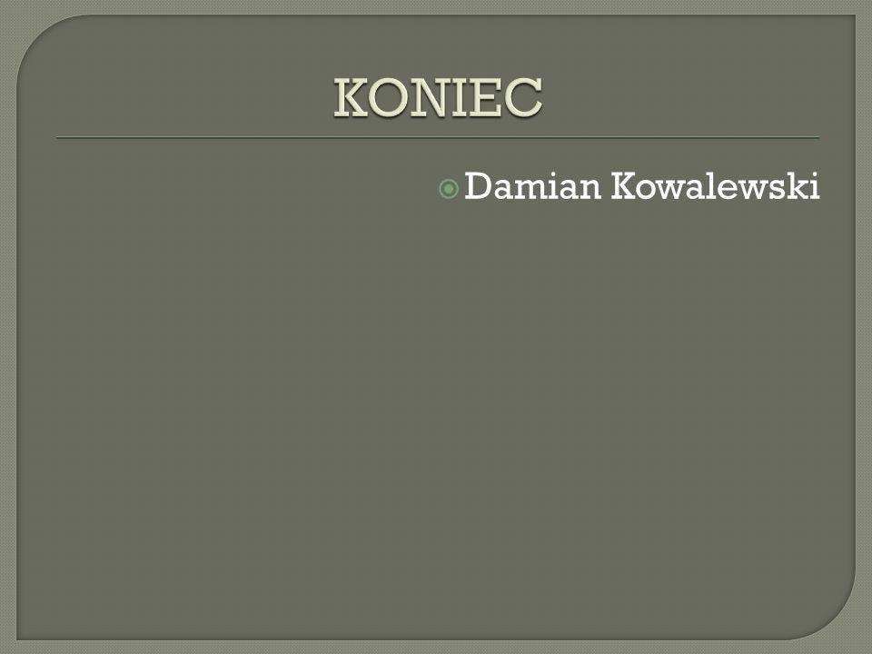 Damian Kowalewski