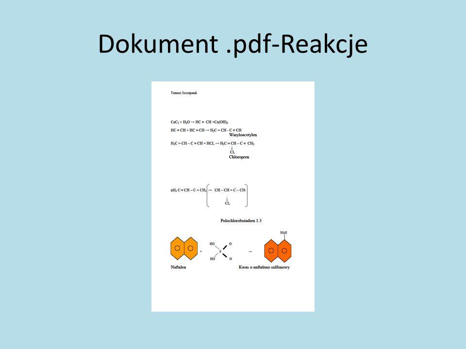 Dokument.pdf-Reakcje