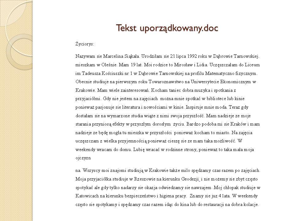 Tekst uporządkowany.doc