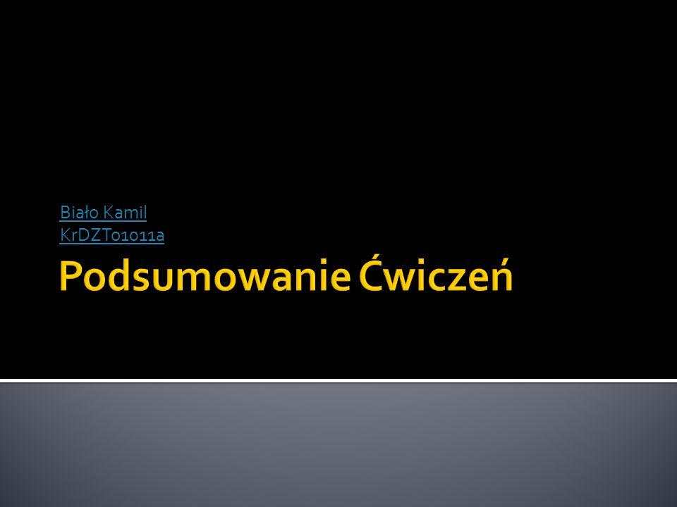 Biało Kamil KrDZTo1011a
