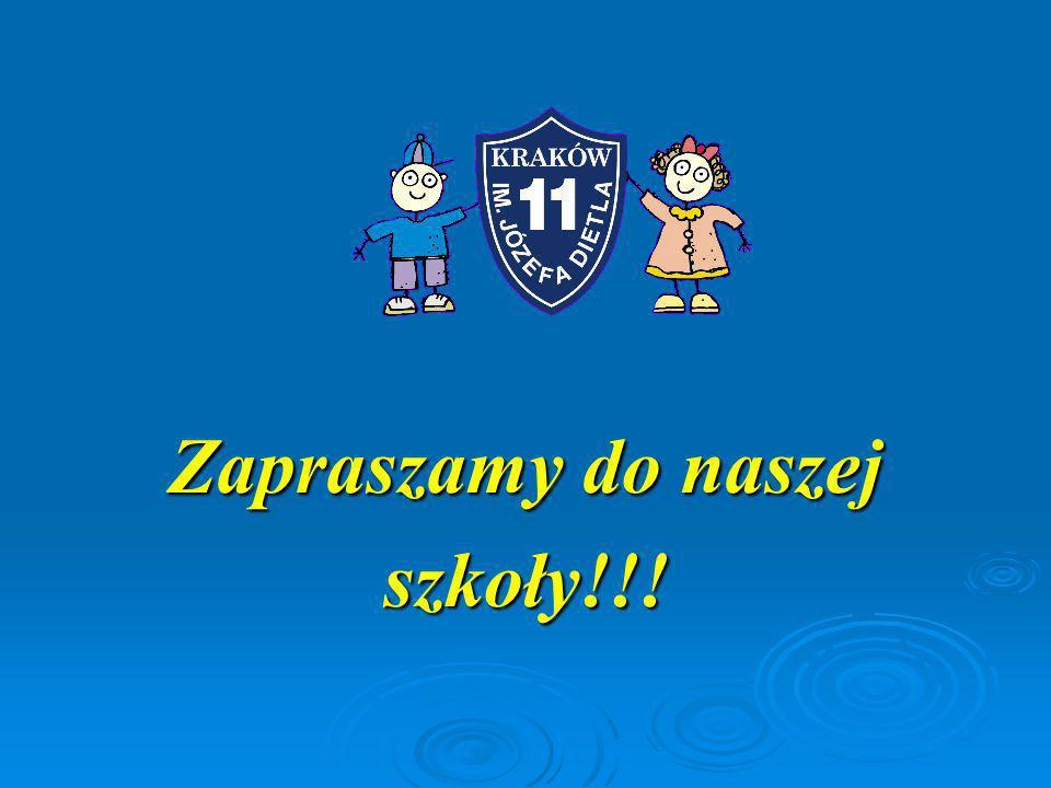 Zapraszamy do naszej szkoły!!!
